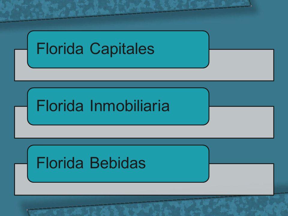 Florida CapitalesFlorida InmobiliariaFlorida Bebidas