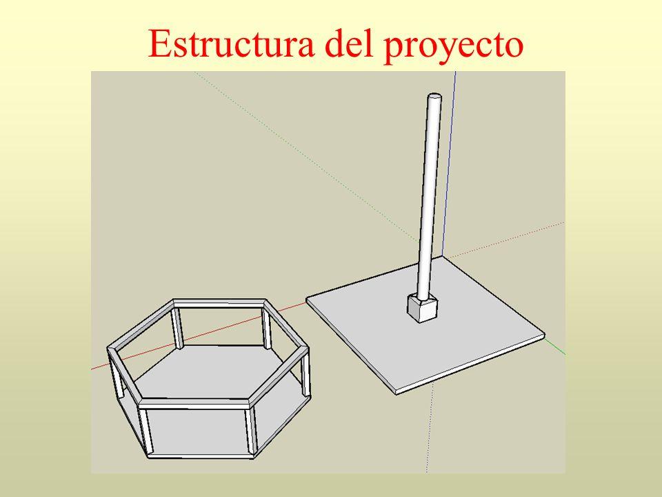 Explicación de las partes móviles Se trata de diseñar algo que ruede sobre si mismo y que al mismo tiempo avance.
