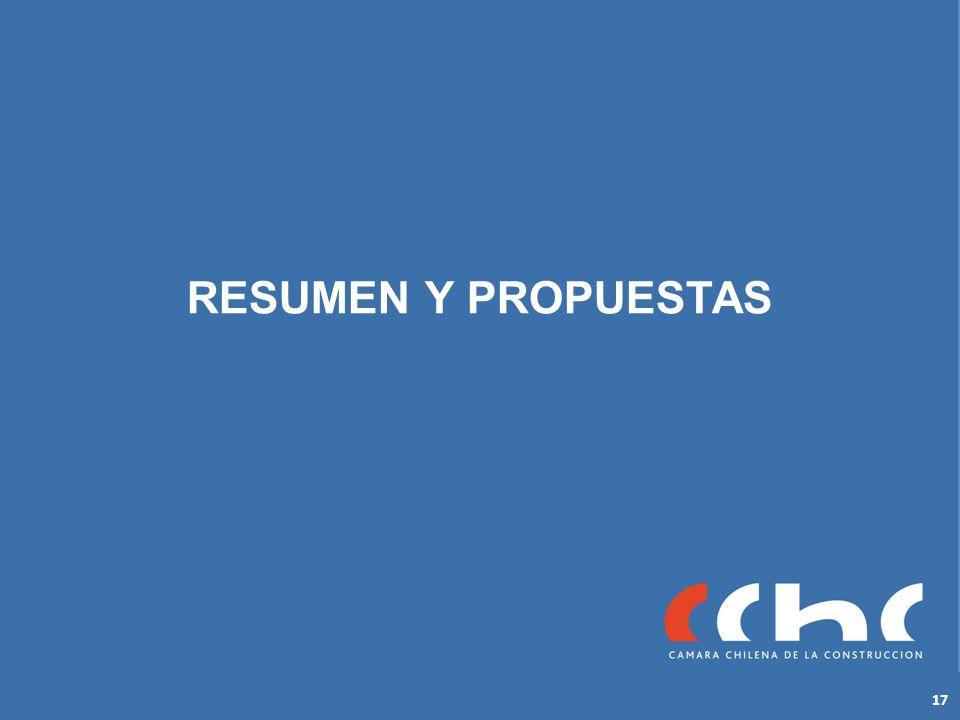 RESUMEN Y PROPUESTAS 17