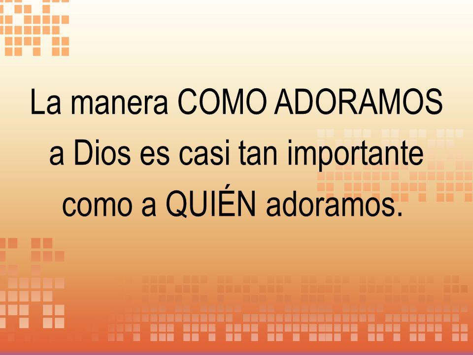 Dios no solo nos ama, sino que quiere también que le amemos en retribución.