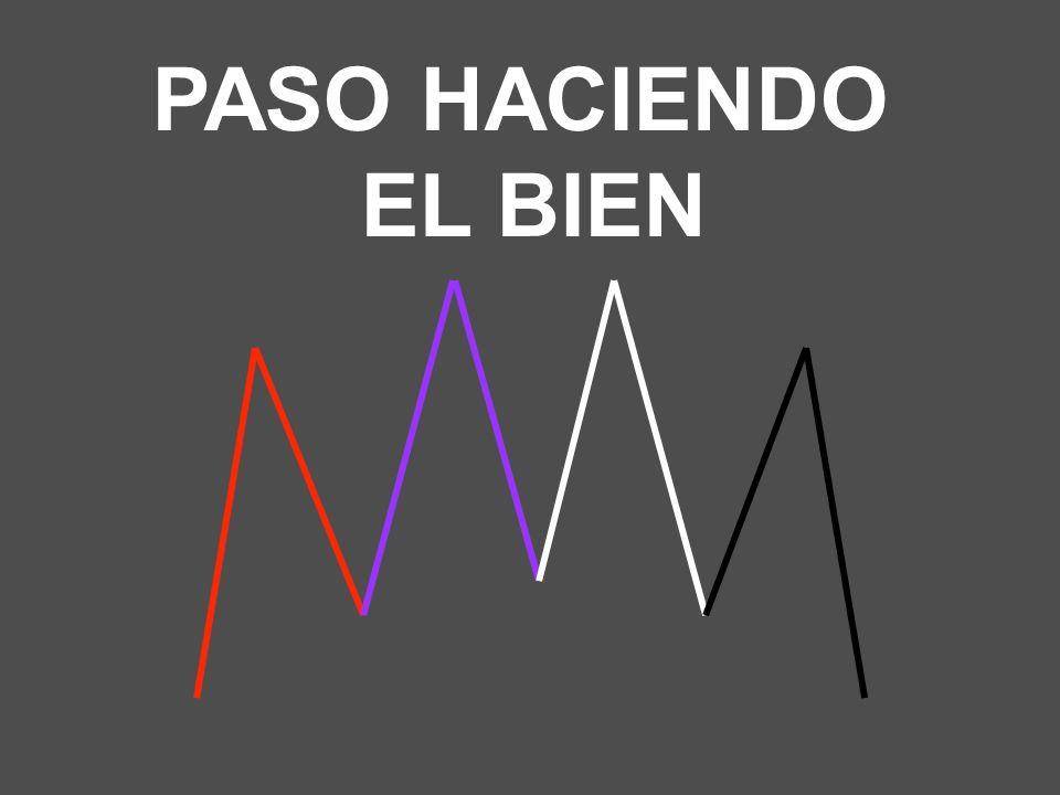 PASO HACIENDO EL BIEN