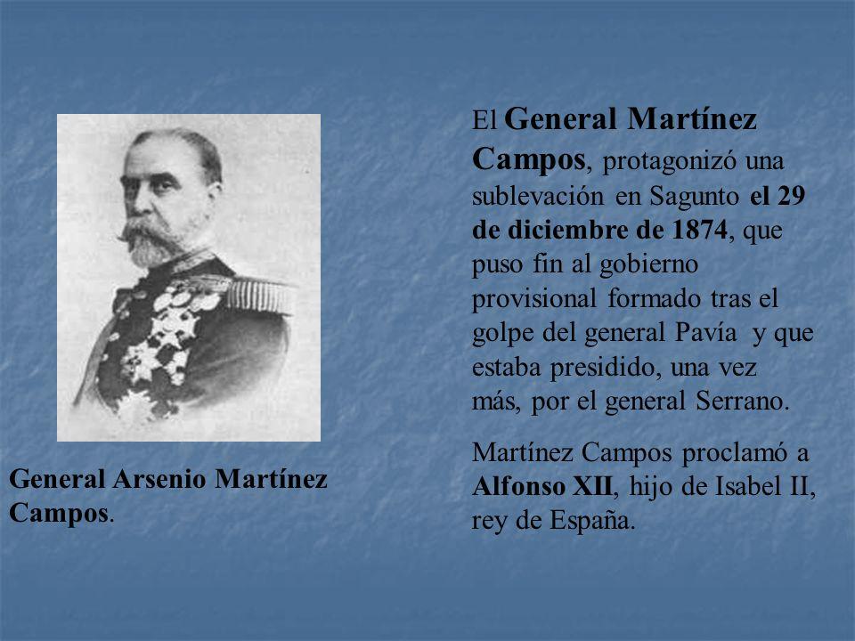 PRIMERA REPÚBLICA ESPAÑOLA -1874- Pocos regímenes políticos han sido tan fugaces, insólitos y desmadrados como el de la Primera República española. Se