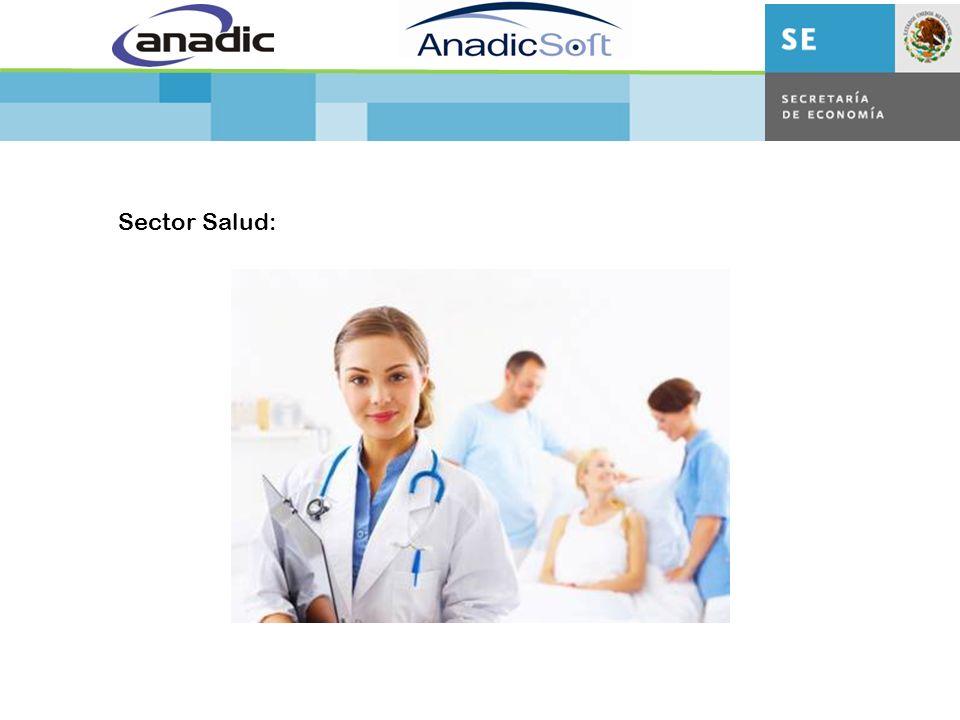 Sector Salud: