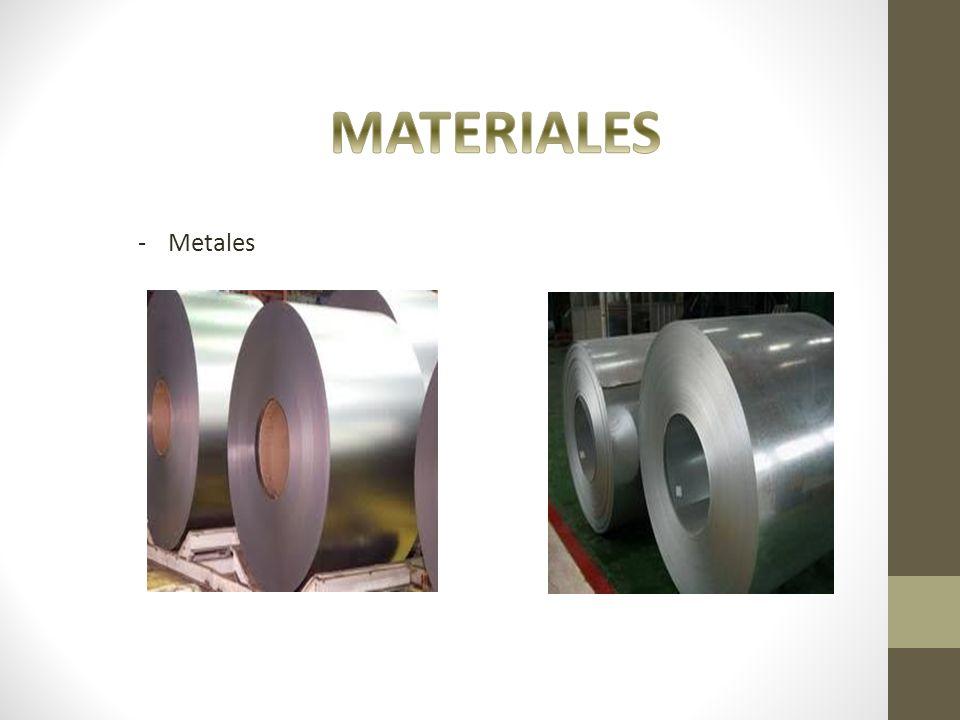 -Metales