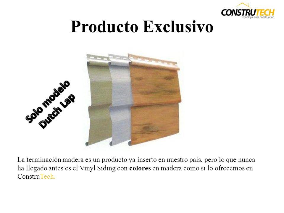 Beneficios 4.- Mejor Protección Vinyl Siding crea una barrera resistente a la intemperie para el exterior de su casa. Se puede prevenir el daño del vi