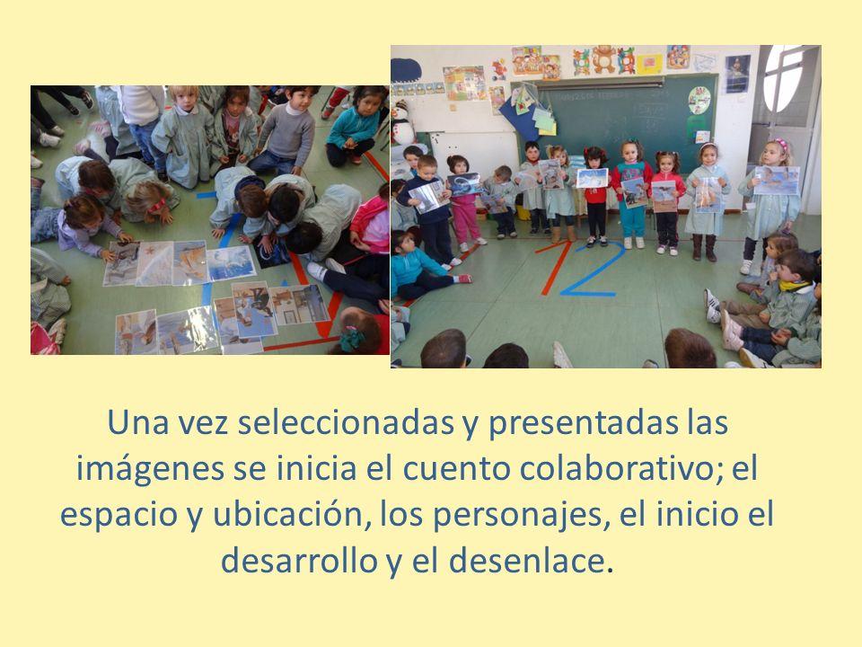 Magdalena y Alumnos y alumnas de 5 años