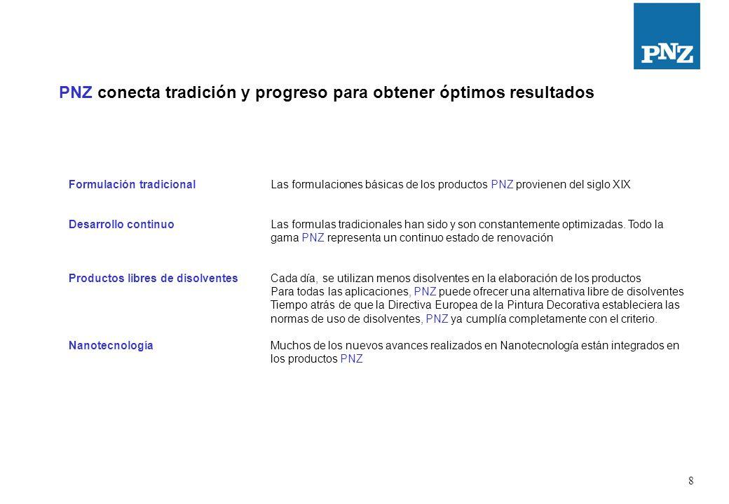 9 PNZ esta produciendo de acuerdo con la Directiva Eco-Auditora Europea ( EU Eco-Audit Directive ).