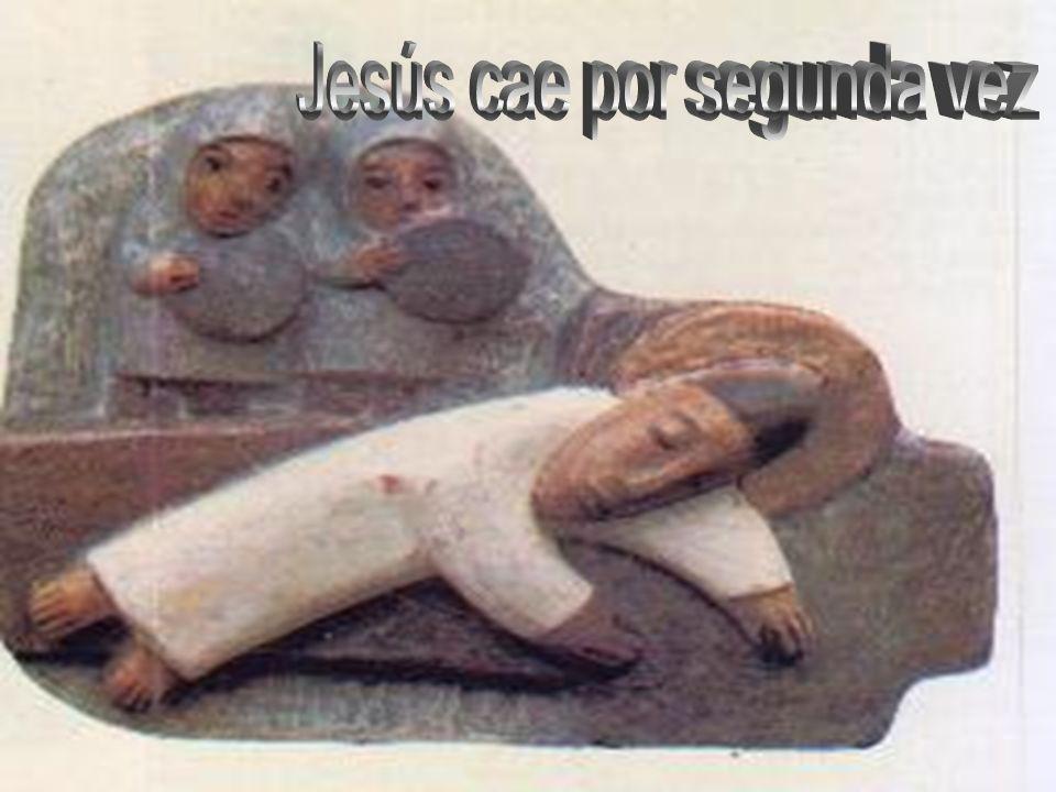 En el camino duro y sufriente que Jesús transitaba hay un gesto suave, de ternura y compasión.