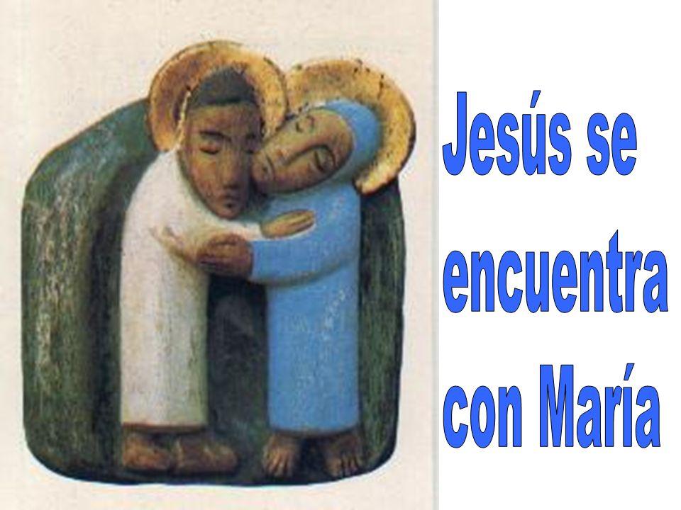 La caída de Jesús es una de mis piedras, de mis zancadillas.
