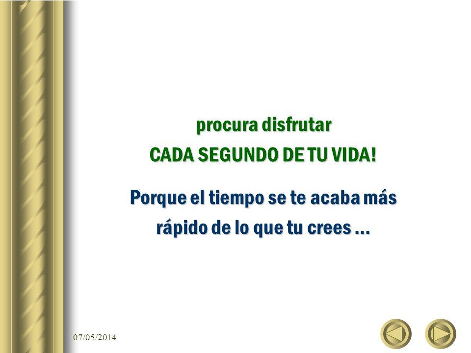 07/05/2014 Y puede ocurrir que un dia EN CUALQUIER MOMENTO y SIN PREVIO AVISO Se cancele la cuenta!!
