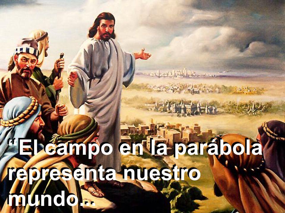 Señor, ¿No sembraste buena semilla en tu campo? ¿De donde, pues, tiene cizaña? El les dijo: Un enemigo ha hecho esto. (Mateo 13:27,28)