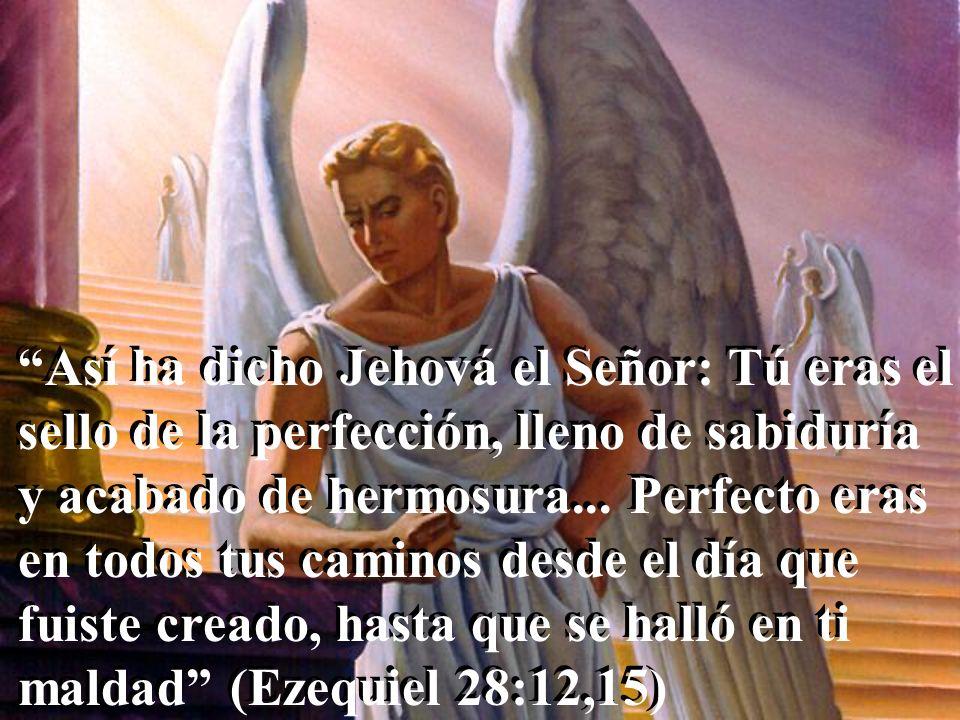 ¿Creó Dios al diablo? Dios creó un ser hermoso que era perfecto en todo su aspecto.
