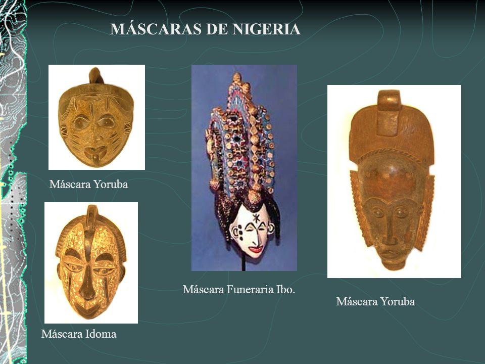 Máscaras Dan MÁSCARAS DE LIBERIA Y COSTA DE MARFIL Máscara senufo Máscara Guere Máscara kulango