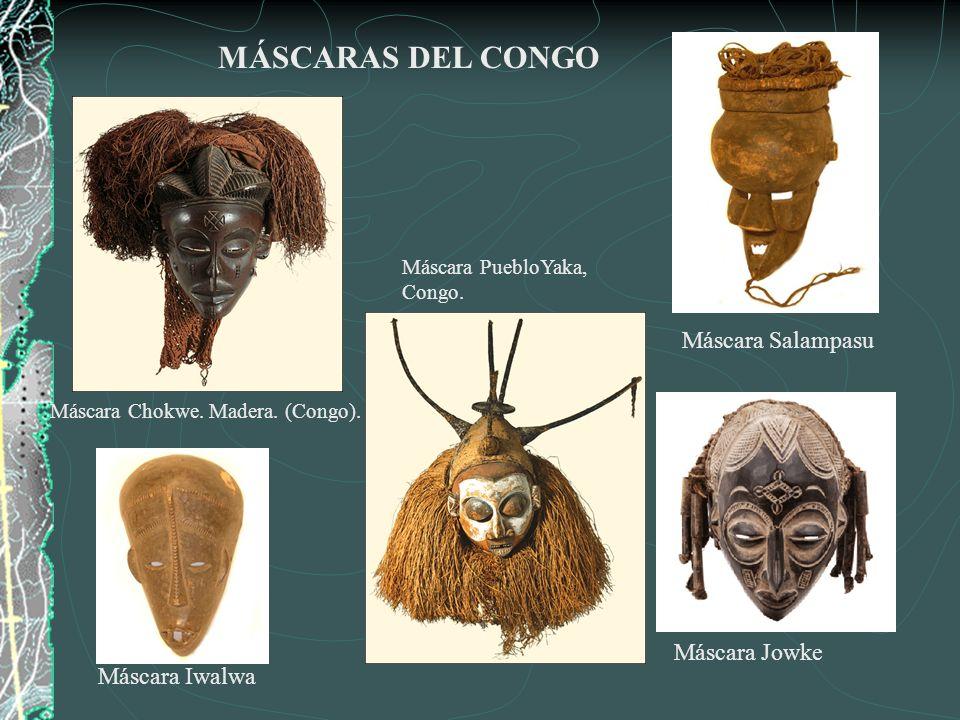 MÁSCARAS DE CAMERÚN Máscara bamileque Máscaras de elefante de Bamileke.