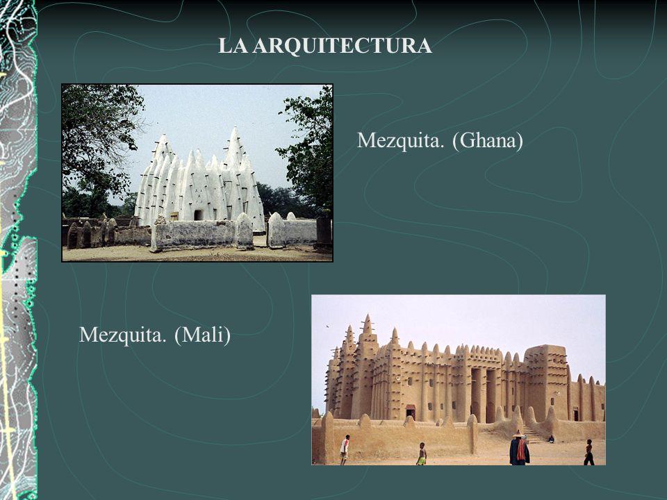 LA ARQUITECTURA El arte que más brilló en Egipto fue la arquitectura.