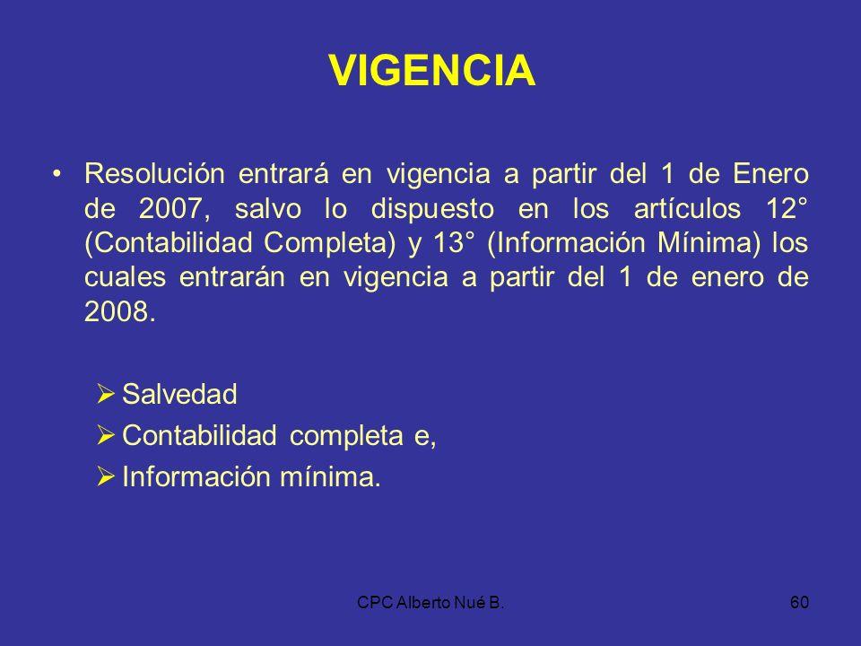 CPC Alberto Nué B.59 DISPOSICIONES COMPLEMENTARIAS FINALES FACULTAD DE LA ADMINISTRACIÓN TRIBUTARIA No enerva la facultad de la Administración Tributa