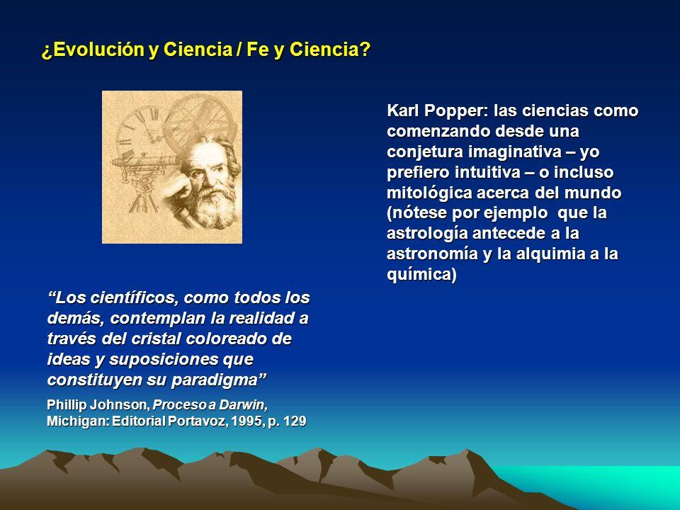 INVESTIGACIÓN DE EVIDENCIAS Caso N°2: Las pruebas de los fósiles 2.1.