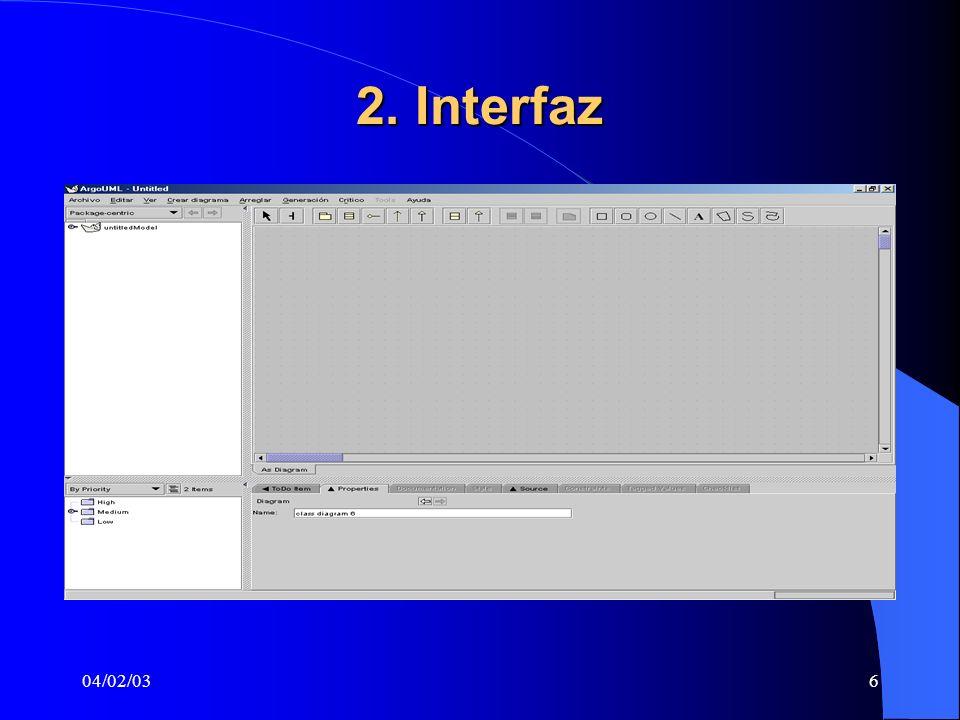 04/02/036 2. Interfaz