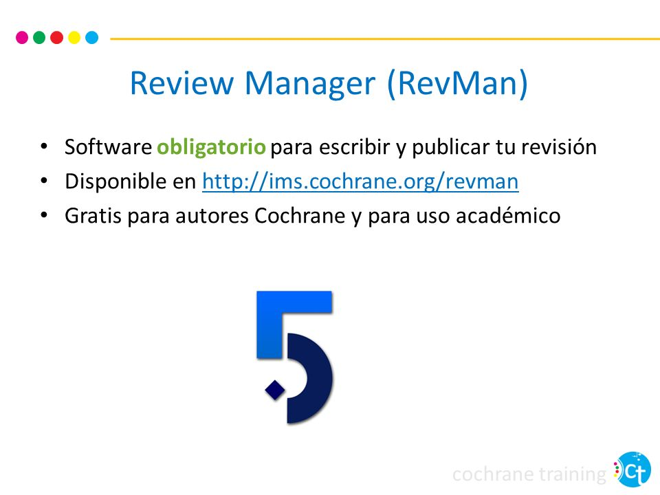 cochrane training