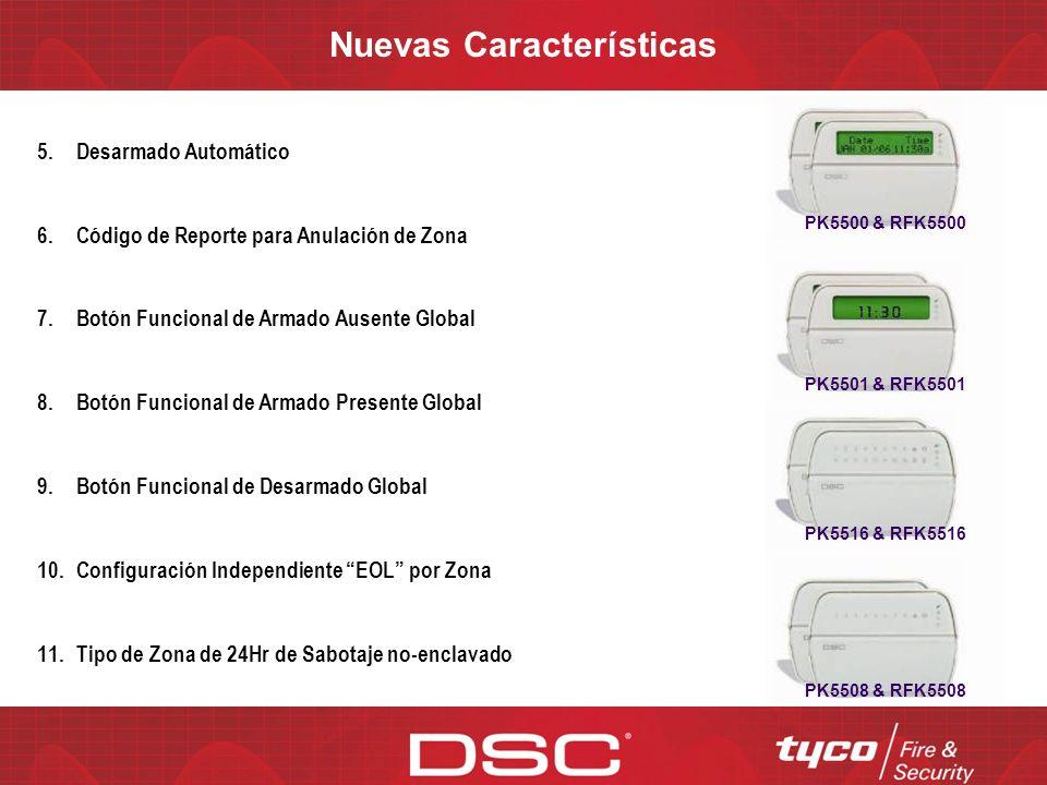 Nuevas Características - Descripción 10.