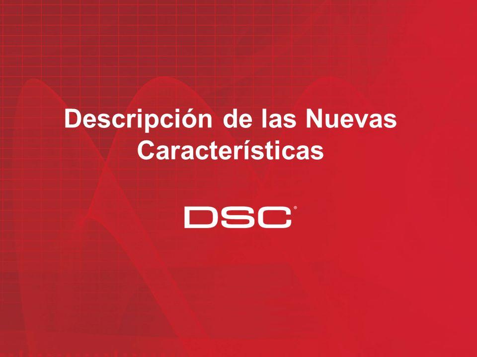 Nuevas Características - Descripción 1.Y 2.