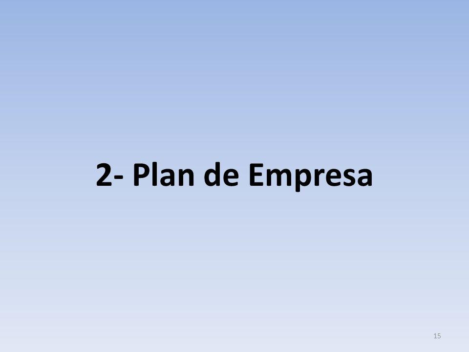 2- Plan de Empresa 15