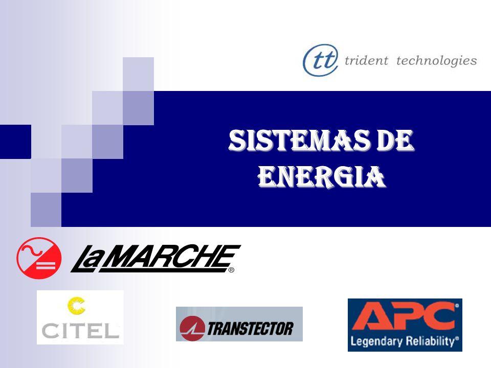Mas Del 90% de Las Fallas en Los Sistemas de Control y Telecomunicaciones son Causadas por Fallas en Los Sistemas De Energía IMPORTANCIA DE LOS SISTEMAS DE ENERGIA SISTEMA DE ENERGIA CONFIABLE