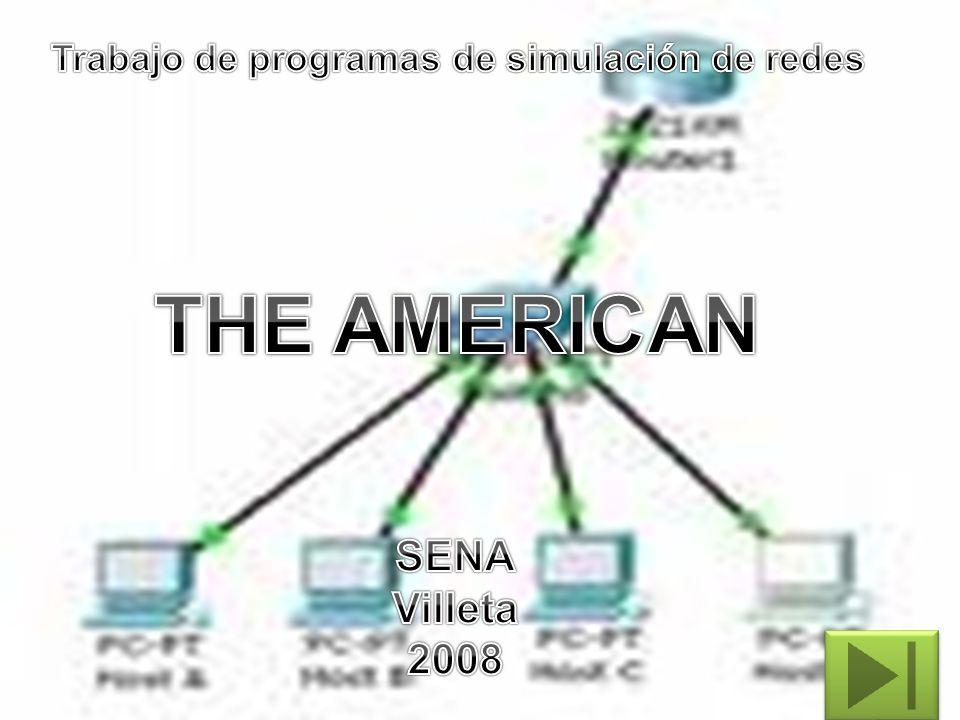 Ventajas El enfoque pedagógico de este simulador, hace que sea una herramienta muy útil como complemento de los fundamentos teóricos sobre redes de comunicaciones.