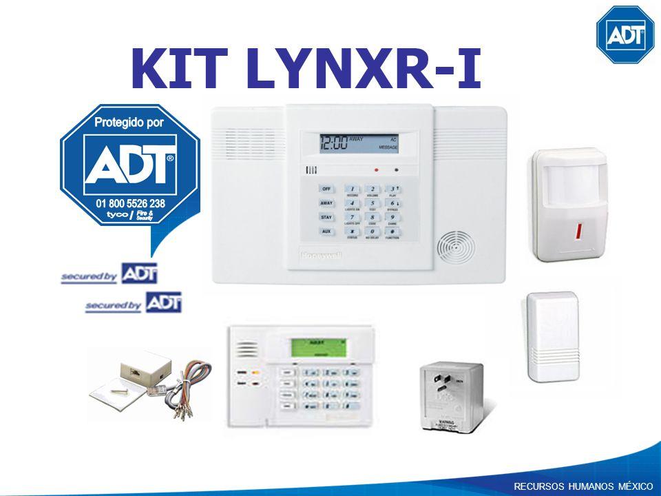 ¿De qué consta el Kit LYNXR-I.