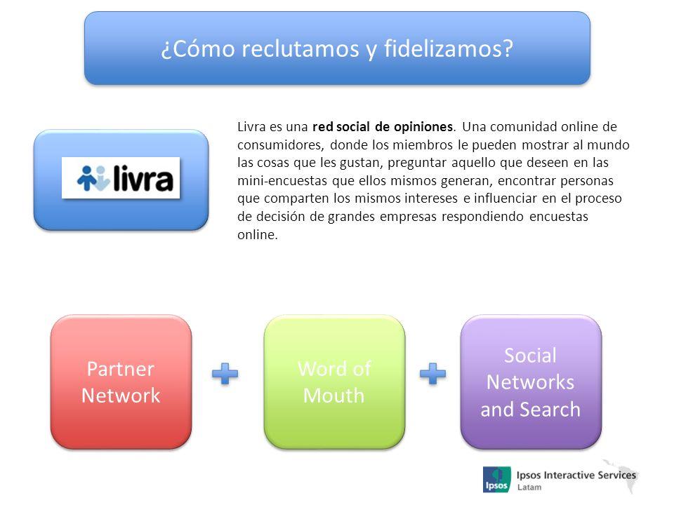 Livra es una red social de opiniones. Una comunidad online de consumidores, donde los miembros le pueden mostrar al mundo las cosas que les gustan, pr