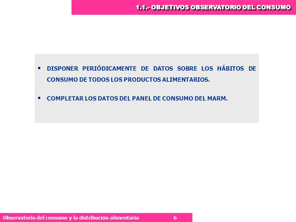 97 Observatorio del consumo y la distribución alimentaria 97 ¿Cuál es la principal información que demandan los consumidores respecto a la carne de porcino.