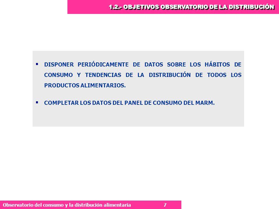 18 Observatorio del consumo y la distribución alimentaria 18 El conocimiento de las categorías del cerdo ibérico es inexistente para un 46,0% de los entrevistados.