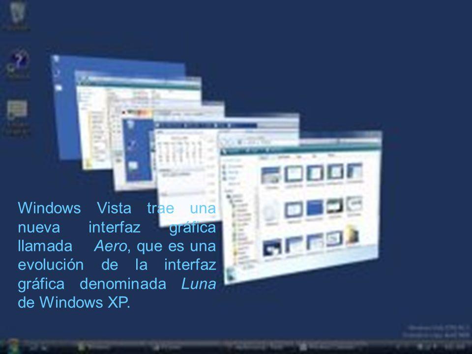 La cual sucederá a Windows Vista.