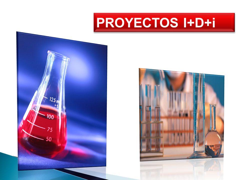 PROYECTOS I+D+i