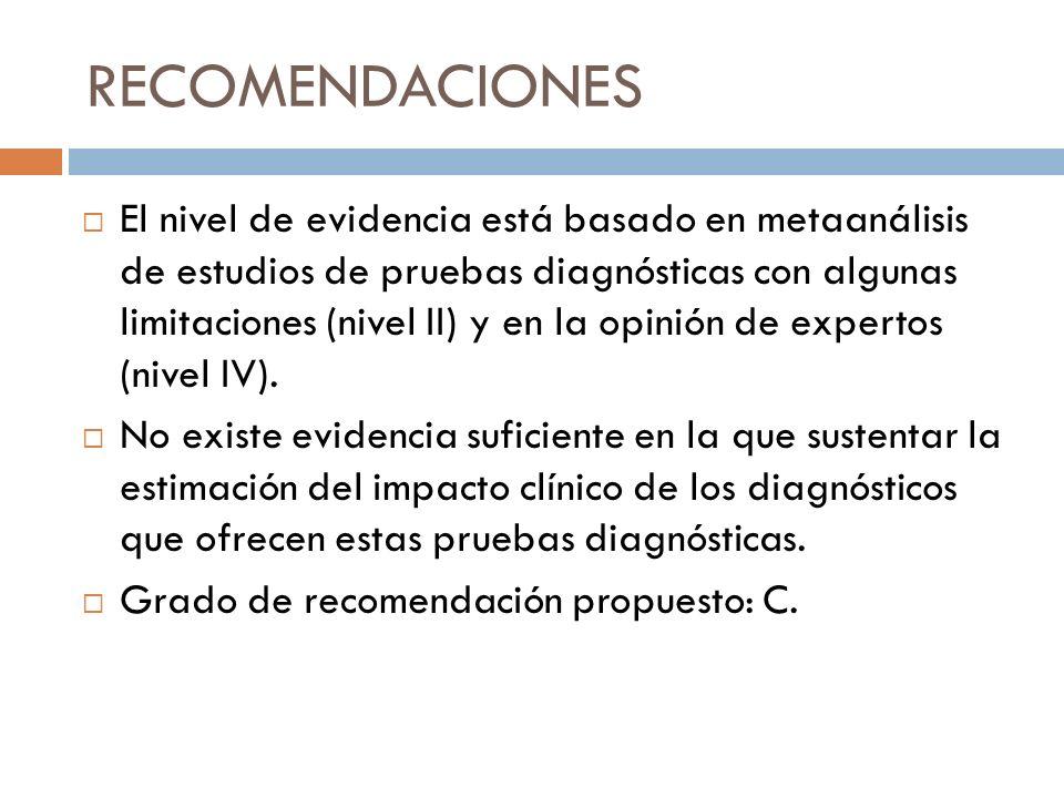 No se recomienda el estudio rutinario de imágenes a todo niño con un primer episodio de ITU por no demostrar efectividad clínica ni costo-beneficio.