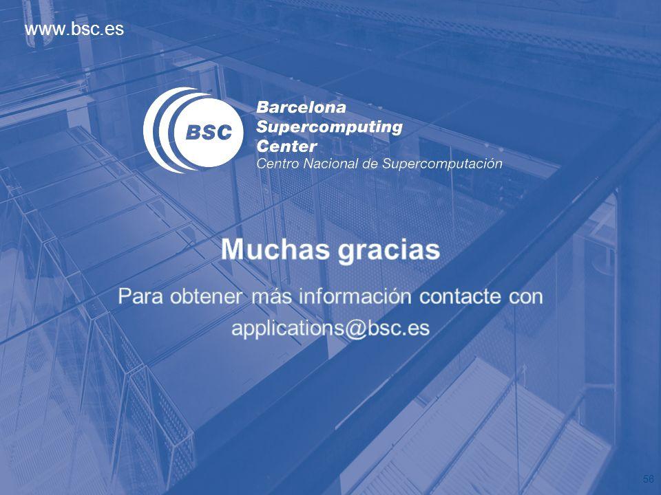 www.bsc.es 56