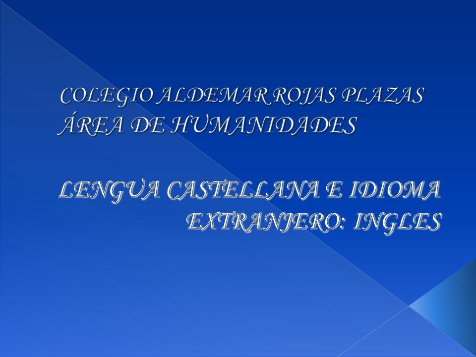 LOGROS PRIMER SEMESTRE Lengua castellana 1.