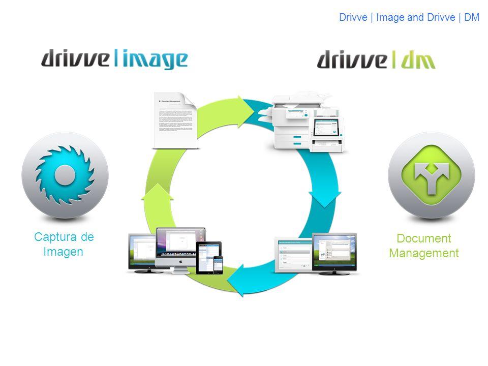 Document Management Captura de Imagen Drivve | Image and Drivve | DM