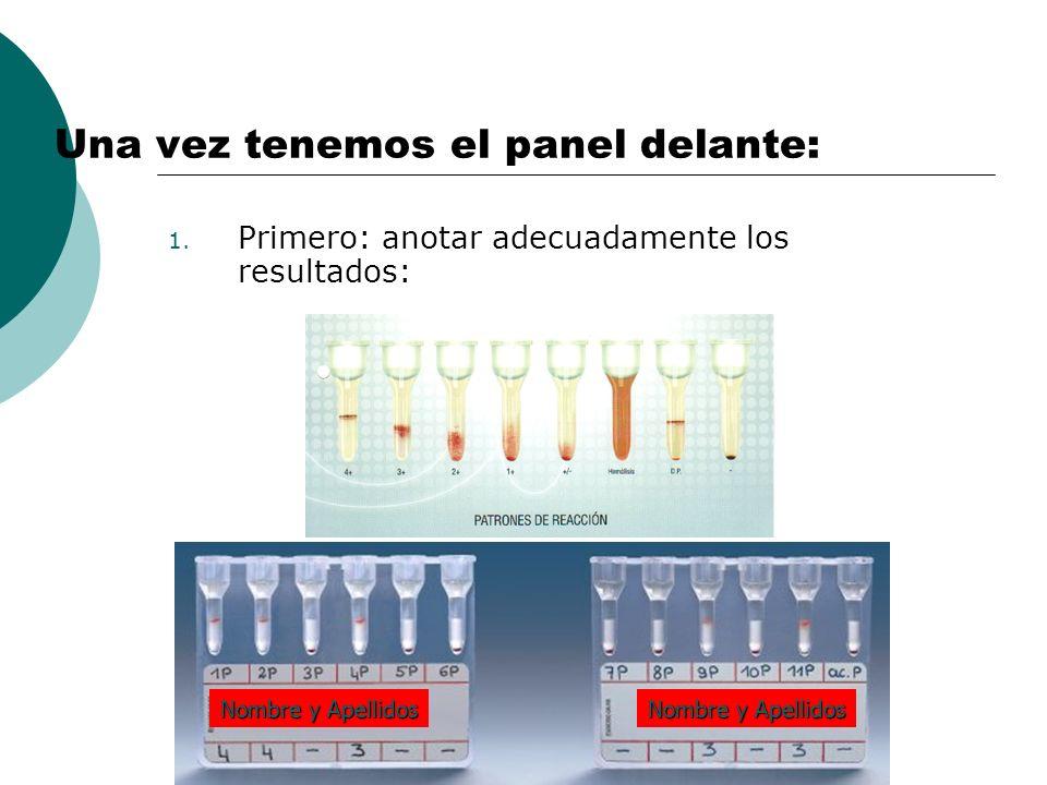 Técnica que utilizamos en nuestro laboratorio 1.
