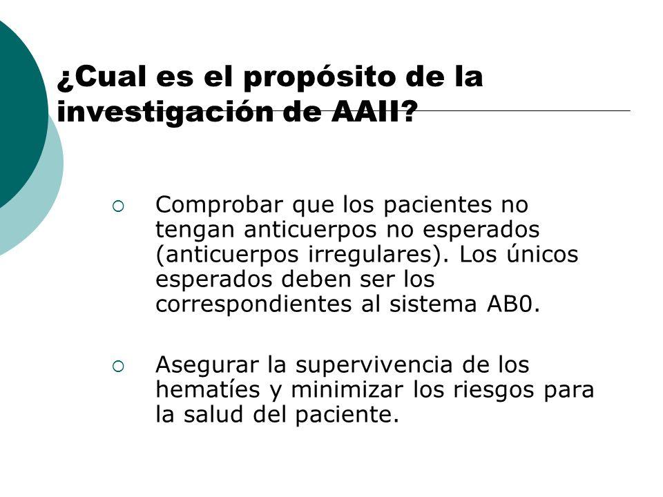 Miguel Gómez Y Sergio Ramos Técnicos Superiores Sanitarios Identificación de anticuerpos irregulares
