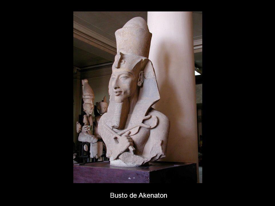 Busto de Akenaton