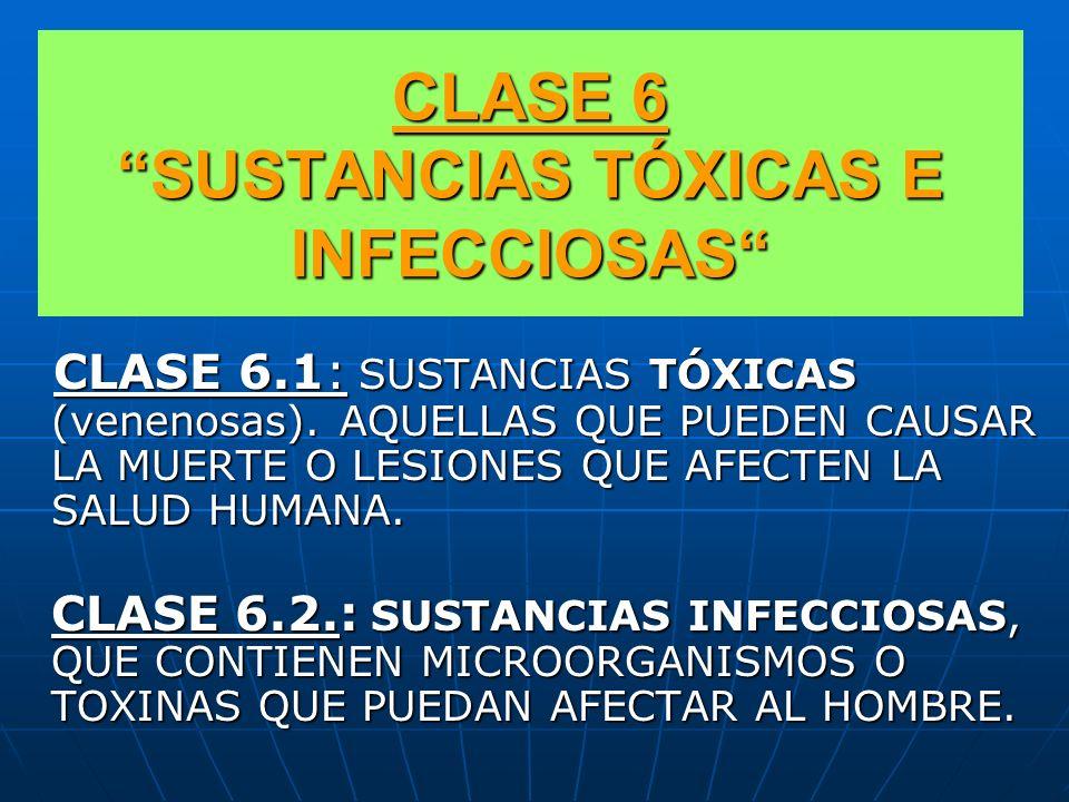 CLASE 5.2 PEROXIDO