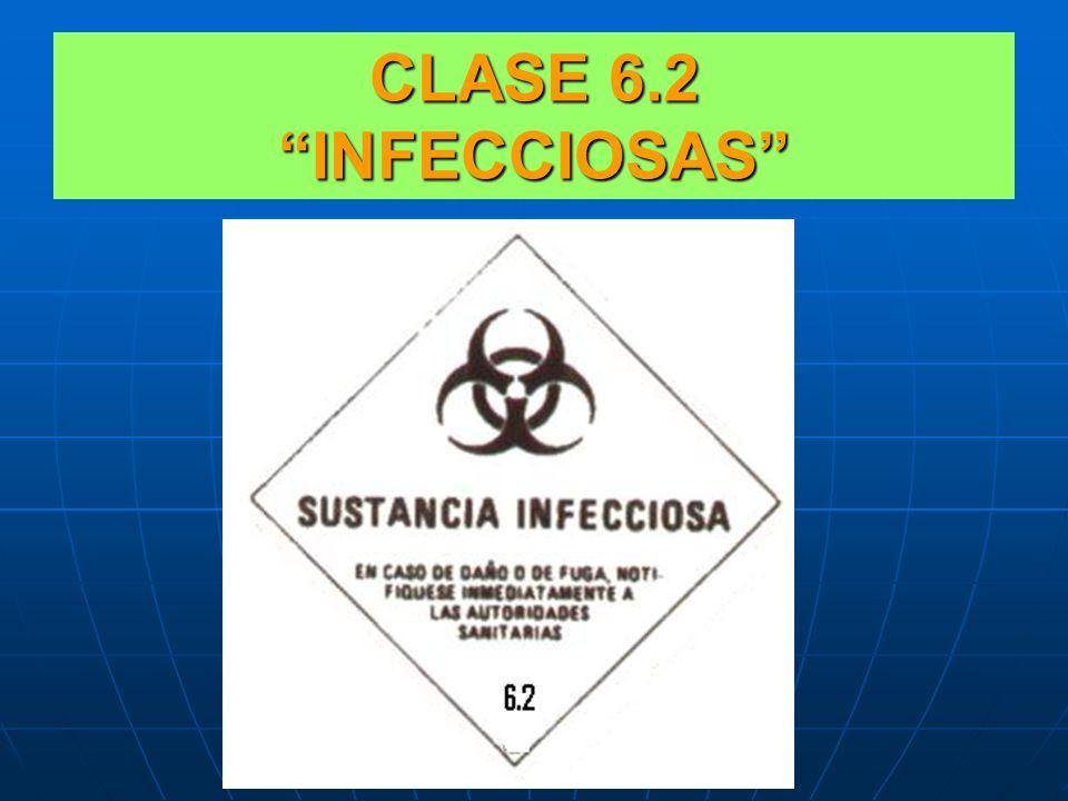 CLASE 6.1 TOXICO