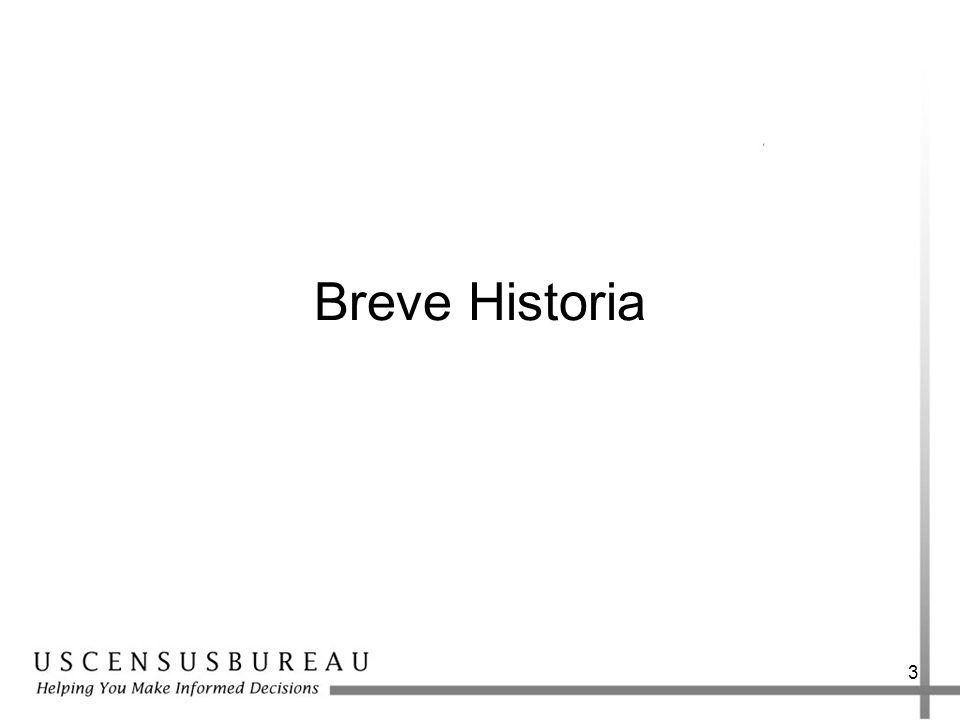 3 Breve Historia
