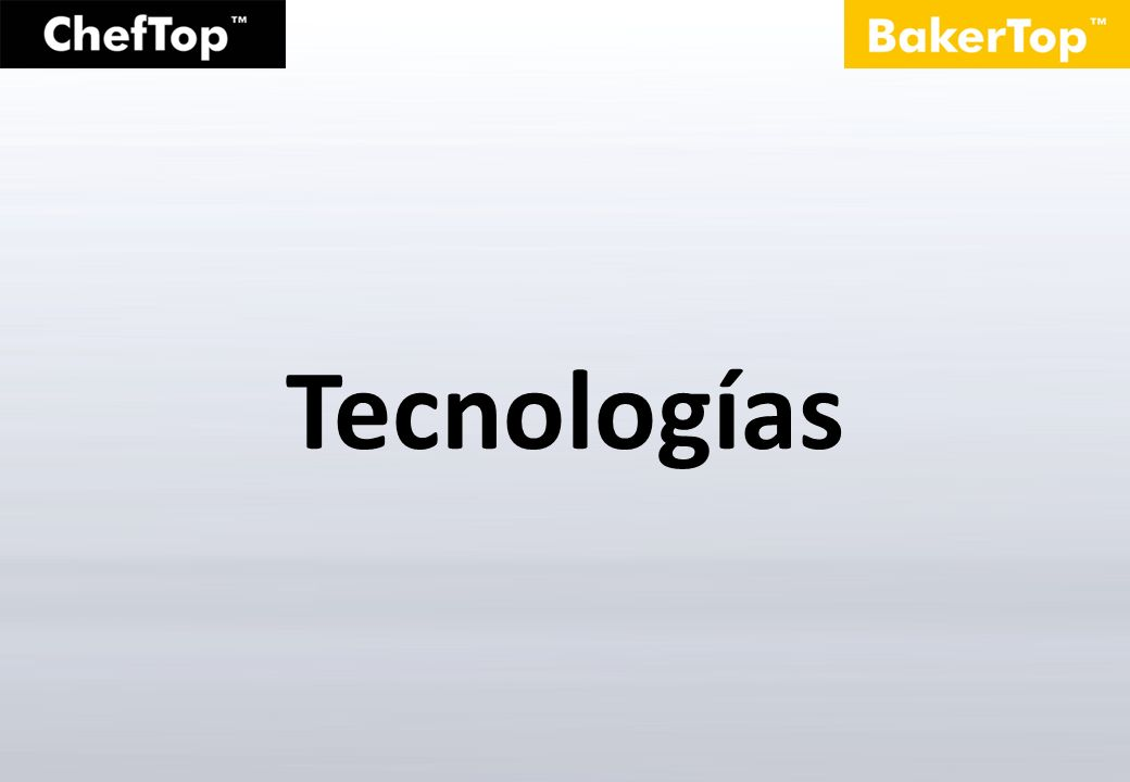 Tecnologia Baking Essentials Innovadoras y funcionales.