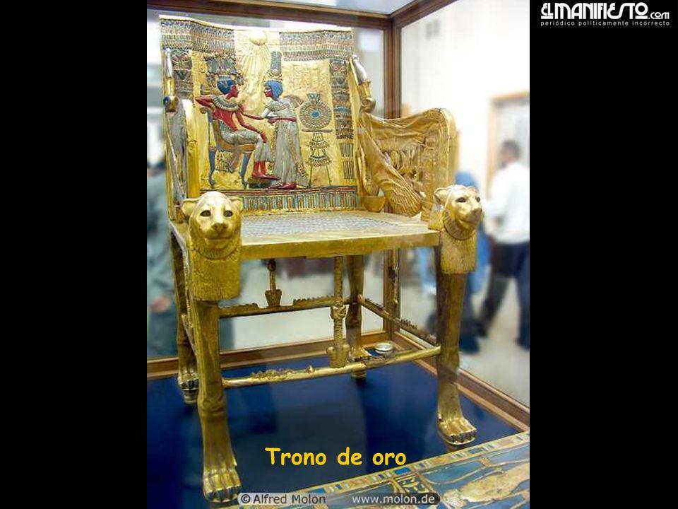 Trono de oro