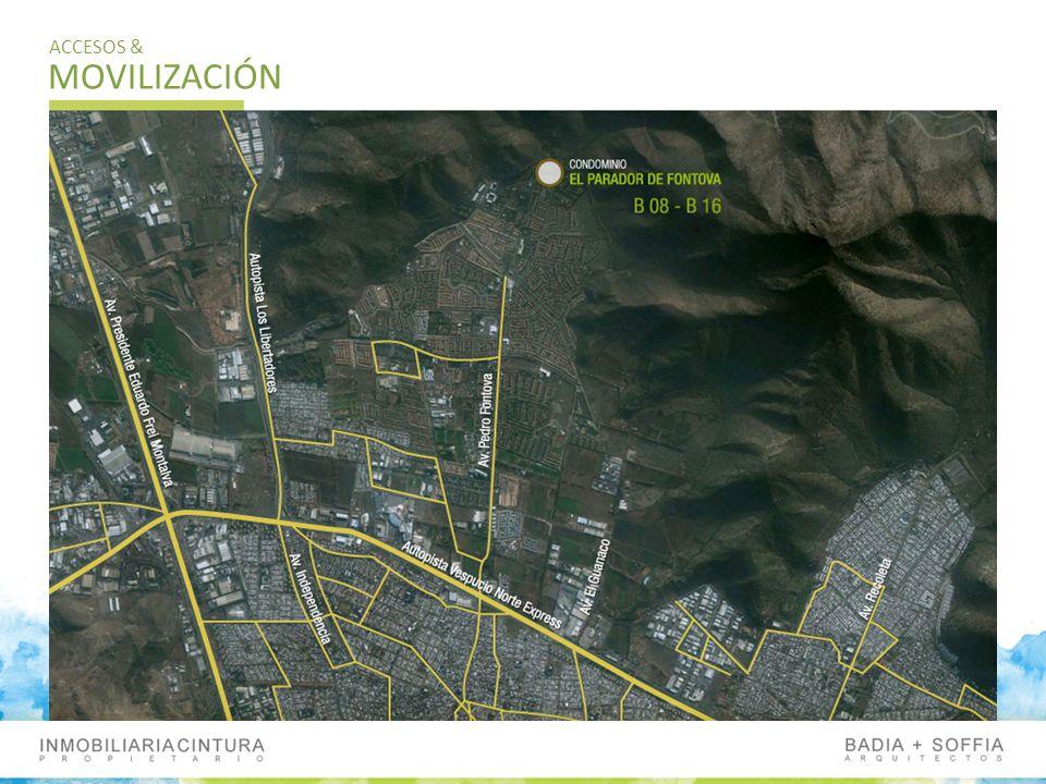 MOVILIZACIÓN ACCESOS &