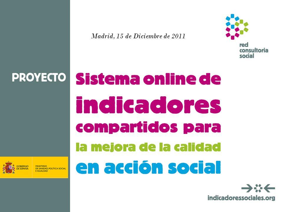1.Seminarios gestión de indicadores 2. Mantenimiento y mejora Web 3.