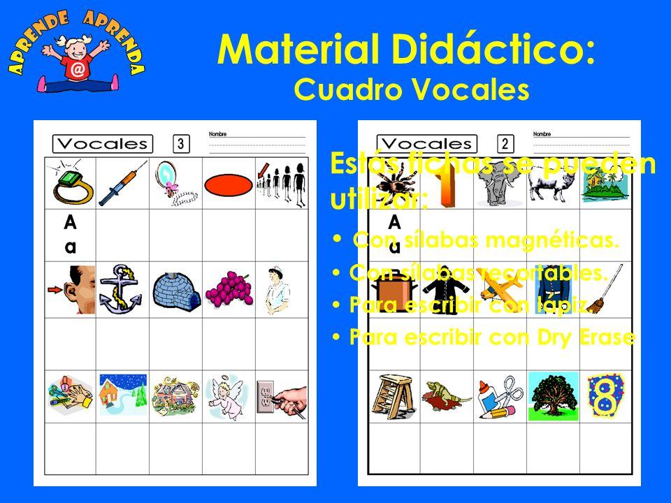 Material Didáctico: Ejercicios para preparar el examen APRENDA