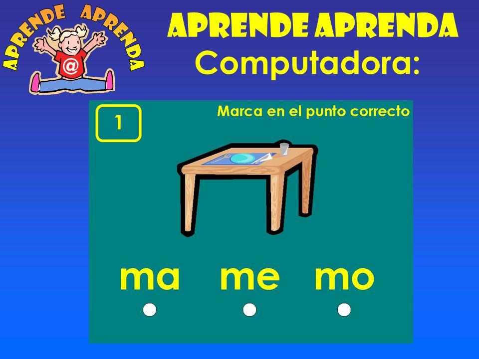 Computadora: Aprende Aprenda